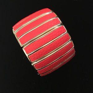 Red fashion bracelet